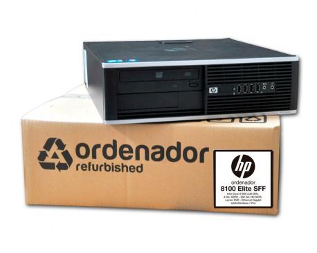 HP 8300 Elite SFF Intel Core i5 3470 3.2 GHz. · 8 Gb. DDR3 RAM · 500 Gb. SATA · DVD · COA Windows 8 Pro actualizado a Windows 1
