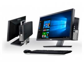 "Dell 790 SFF + TFT 22"" Intel Core i3 2120 3.3 GHz. · 8 Gb. DDR3 RAM · 250 Gb. SATA · DVD · COA Windows 7 Professional actualizad"