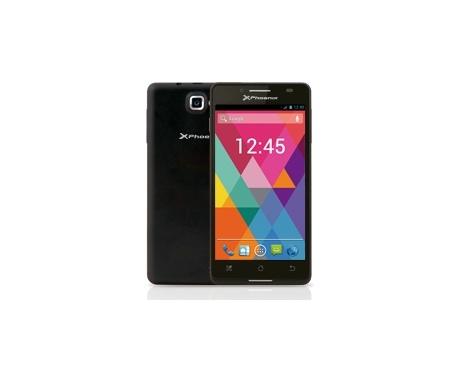 "Telefono smartphone 4.5"" phoenix rock x mini negro dual core pantalla fwvga ips / android 4.4.2 / 512mb ram / 4gb flash / camar"