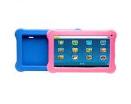 "Tablet denver 10.1"" / wifi / 0.3mpx / 16gb rom / 1 gb ram / 4400mah para niños + fundas azul y rosa - Imagen 1"