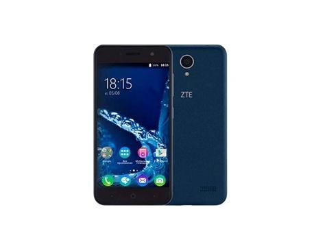 "Telefono movil smartphone zte blade a520 azul / 5"" / quad core / 16gb rom / 2gb ram / 13mpx - 8mpx / 4g / - Imagen 1"