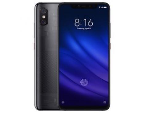 """Telefono movil smartphone xiaomi mi 8 titanio transparent 6.21""""/ 128gb rom/ 8gb ram/ amoled/ 12+12 mpx/ 20 mpx/ huella/ dual si"""
