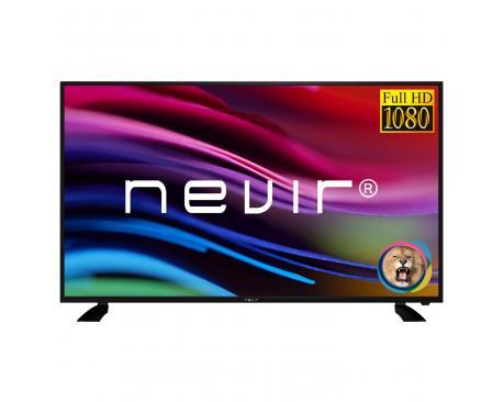 """Tv nevir 40"""" led full hd/ nvr-7702-40fhd2-n/ tdt hd/ hdmi/ usb-r - Imagen 1"""