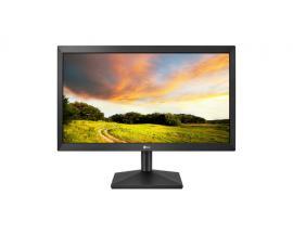 """LG 20MK400A-B pantalla para PC 49,5 cm (19.5"""") HD LED Plana Mate Negro - Imagen 1"""