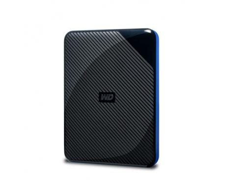 Western Digital WDBDFF0020BBK-WESN disco duro externo 4000 GB Negro, Azul - Imagen 1