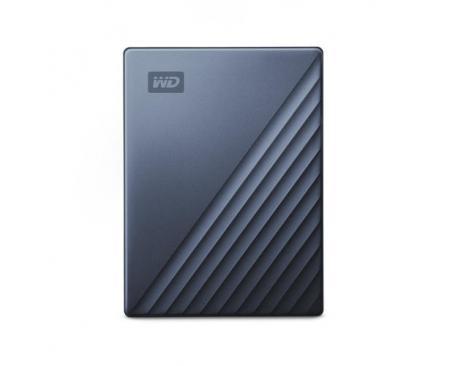Western Digital WDBFTM0040BBL-WESN disco duro externo 4000 GB Negro, Azul - Imagen 1