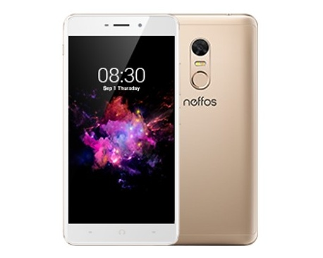 "Telefono movil smartphone tp link neffos x1 lite gold / 5"" / 16gb rom / 2gb ram / octa core / 13mpx - 5mpx / 4g / dual sim/ lect"
