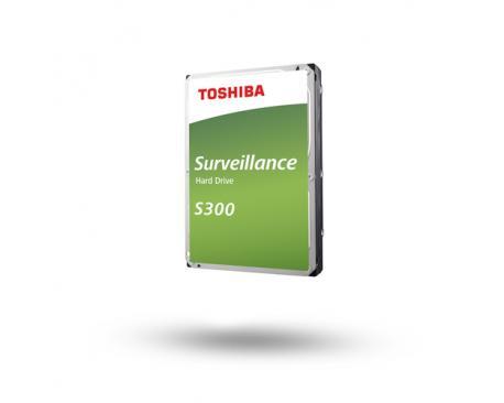 "Toshiba S300 Surveillance 3.5"" 6000 GB Serial ATA III - Imagen 1"