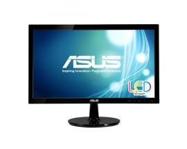 Monitor led asus 19.5'' full multimedia vga dvi - Imagen 1