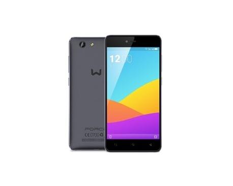 "Telefono movil smartphone weimei force/ 5""/ gris / 16gb rom / 3gb ram / 13mpx - 5mpx / 4g / quad core / dual sim. - Imagen 1"