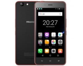 "Telefono movil smartphone hisense c30 lite rock rojo/ 5""/ quad core/ 16gb rom/ 2 gb ram/ 8mpx - 5mpx/ dual sim/ 4g/ ip67 - Image"
