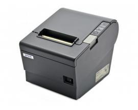 Epson TM-T88IV USB Térmica · Ancho de papel 83mm · Corte automático · Velocidad de impresión 200 mm/s · Caracteres por pulgada 2