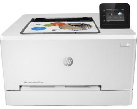 Impresora hp laser color laserjet pro m254dw a4/ 21ppm/ red/ wifi/ usb/ duplex - Imagen 1