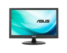 "Monitor led asus vt168n 15.6"" hd ready multitactil 10 puntos d-sub dvi-d"