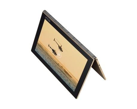 """Ordenador portátil 2 en 1 - Lenovo Yoga Book ZA0V0078ES 25,7 cm (10,1"""") Pantalla Táctil LCD - Intel Atom x5 x5-Z8550 Quad-co"""