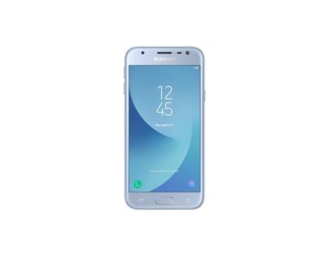 Telefono movil smartphone samsung galaxy j3 (2017) azul / 16gb rom / 2gb ram / 13 mpx - 5 mpx / quad core 1.4 / dual sim - Image