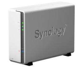 Servidor nas synology disk station ds119j 256 mb ethernet gigabit
