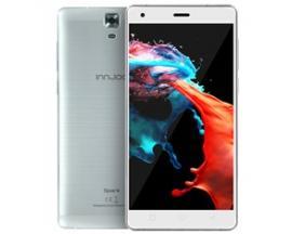 """Telefono movil smartphone innjoo spark 5"""" plata/ 8gb rom/ 1gb ram/ 5 mpx-2 mpx/ quad core/"""