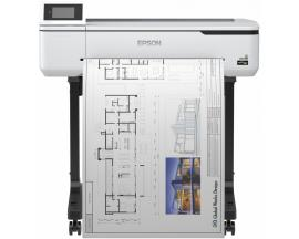 "Plotter epson surecolor sc-t3100 a1 24""/ 2400ppp/ 1gb/ usb/ red/ wifi/ wifi direct/ pedestal - Imagen 1"