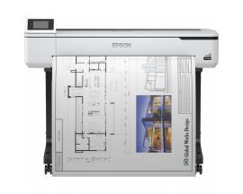 "Plotter epson surecolor sc-t5100 a0 36""/ 2400ppp/ 1gb/ usb/ red/ wifi/ wifi direct/ pedestal - Imagen 1"