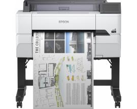 "Plotter epson surecolor sc-t3400 a1 24""/ 2400ppp/ 1gb/ usb/ red/ wifi/ wifi direct/ pedestal - Imagen 1"