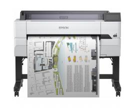 "Plotter epson surecolor sc-t5400 a0 36""/ 2400ppp/ 1gb/ usb/ red/ wifi/ wifi direct/ pedestal - Imagen 1"