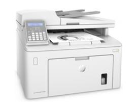 Multifuncion hp laser monocromo laserjet pro m148fdw fax/ a4/ 28ppm/ 256mb/ usb/ red/ wifi/ adf/ duplex impresion - Imagen 1