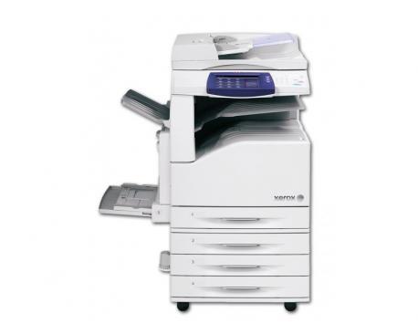 Xerox WorkCentre 7428 Tamaño de papel A3 · Dúplex · Color 28ppm · Resolución 1200 x 1200ppp · USB, Red, Fax · Bandejas: 1x500/1x