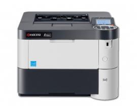 Kyocera FS-2100DN Tamaño de papel A4 · Dúplex · Blanco y negro 40ppm · Resolución 1200x1200ppp · Memoria RAM 256Mb. · USB, Red ·