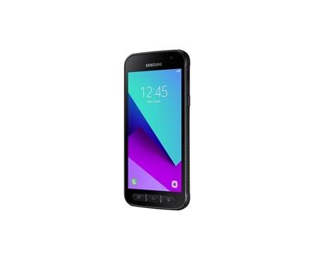 "Telefono movil smartphone samsung galaxy xcover 4 negro/ 5"" / 16gb rom / 2gb ram / 13mpx-5mpx / quad core / ip68 / 4g - Imagen 1"