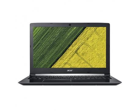"""Acer Aspire 5 A515-51G-73QQ Negro Portátil 39,6 cm (15.6"""") 1366 x 768 Pixeles 2,70 GHz 7ª generación de procesadores Intel® Core"""