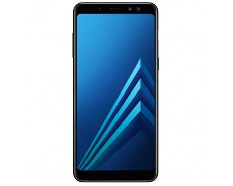 "Telefono movil smartphone samsung galaxy a8 negro / 5.6"" / 32gb rom / 4gb ram / 16mpx - 16+8mpx / octa core / 4g / dual sim / le"