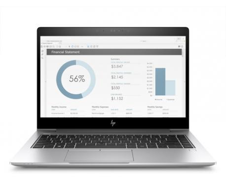 """HP EliteBook x360 1040 G5 Negro, Plata Híbrido (2-en-1) 35,6 cm (14"""") 1920 x 1080 Pixeles Pantalla táctil 1,60 GHz 8ª generación"""
