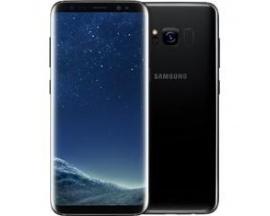 "Telefono movil smartphone samsung galaxy s8 black / 5.8"" / 64gb rom / 4gb ram / 13mpx -8mpx / octa core / 4g / lector de huell"
