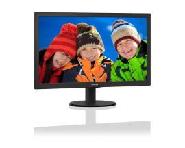 Philips V Line Monitor LCD con SmartControl Lite 223V5LHSB2/01 - Imagen 1
