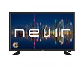 "Tv nevir 24"" led hd ready/ nvr-7431-24rd-n hdmi/ usb-r/ negro incluye adaptador de coche - Imagen 1"