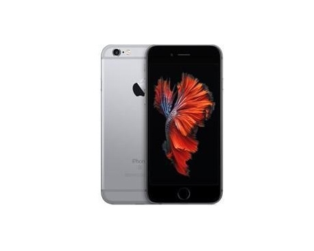 "Telefono movil smartphone apple iphone 6s 128gb / space gray / 4.7""/ lector de huella - Imagen 1"