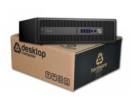 HP EliteDesk 800 G1 Intel Core i5 4590 3.3 GHz. · 16 Gb. DDR3 RAM · 240 Gb. SSD · DVD-RW · COA Windows 7 Professional actualizad