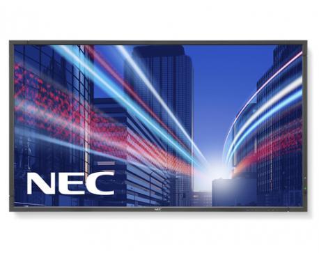 "NEC MultiSync X754HB 190,5 cm (75"") LED Full HD Digital signage flat panel Negro - Imagen 1"