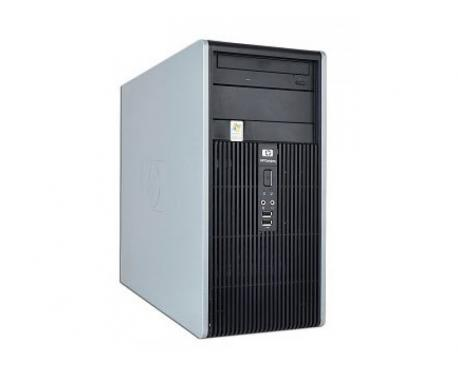 HP DC5800 Torre Intel Core 2 Duo E4600 2.4 GHz. · 4 Gb. DDR2 RAM · 250 Gb. SATA · DVD-RW · Ubuntu GNU/Linux - Imagen 1