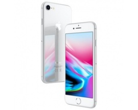 "Telefono movil smartphone apple iphone 8 64gb silver / 4.7""/ lector de huella"