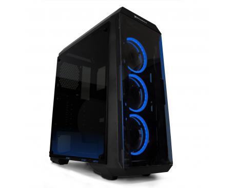 Ordenador pc phoenix / intel i5 8400 / 16 gb ddr4 crucial / 240 gb ssd + 1 tb hdd / vga rtx 2060 6 gb / refrigeracion liquida /