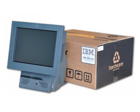IBM 4840-543 12'' Intel Celeron 2 GHz. · 2 Gb. DDR RAM · 40 Gb. IDE · - Sin sistema operativo - · tactil 12'' - Imagen 1