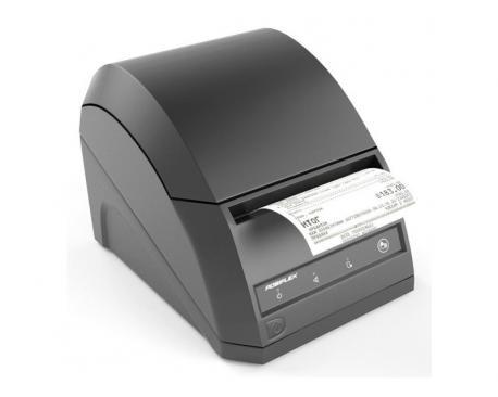 POSIFLEX PP-6800 Térmica · Ancho de papel 80mm · Corte automático · Velocidad de impresión 150 mm/s · Serie · Carcasa color negr