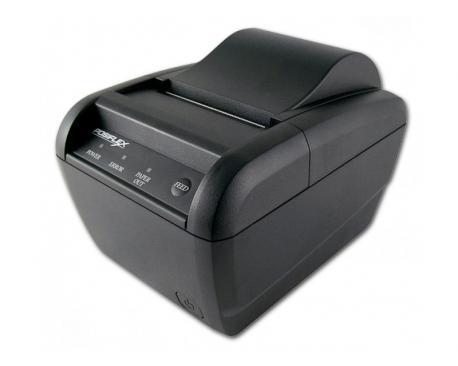 POSIFLEX AURA-6900 Térmica · Ancho de papel 80mm · Corte automático · Velocidad de impresión 200 mm/s · Serie, USB · Carcasa col