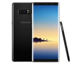 """Telefono movil smartphone samsung galaxy note 8 negro / 6.3"""" / 64gb rom / 6gb ram / 12+12 mpx - 8 mpx / octa core / dual sim"""