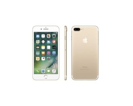 "Telefono movil smartphone apple iphone 7 plus 128gb gold / 5.5""/ lector de huella - Imagen 1"