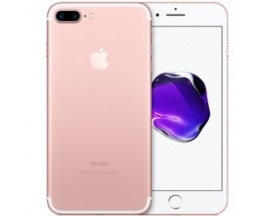 "Telefono movil smartphone apple iphone 7 plus 128gb rose gold / 5.5""/ lector de huella"