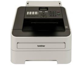 Fax brother laser monocromo 2840 a4/ 20cpm/ 16mb/ bandeja 250 hojas/ adf 20 hojas