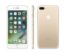 "Telefono movil smartphone apple iphone 7 plus 32gb gold / 5.5""/ lector de huella"